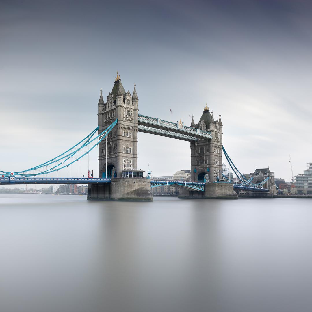 April 2018 - Tower bridge (color)